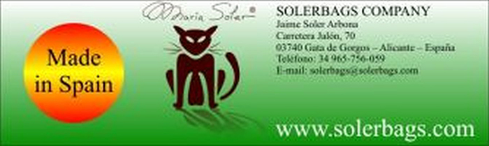 SOLERBAGS COMPANY